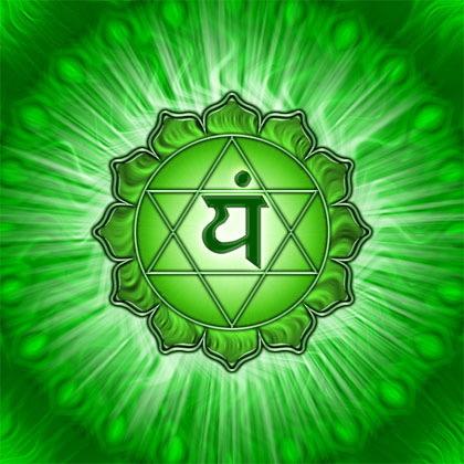 Анахата чакра - чакра любви и счастья